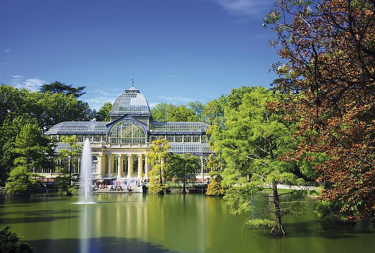 Madrid: Crystal Palace