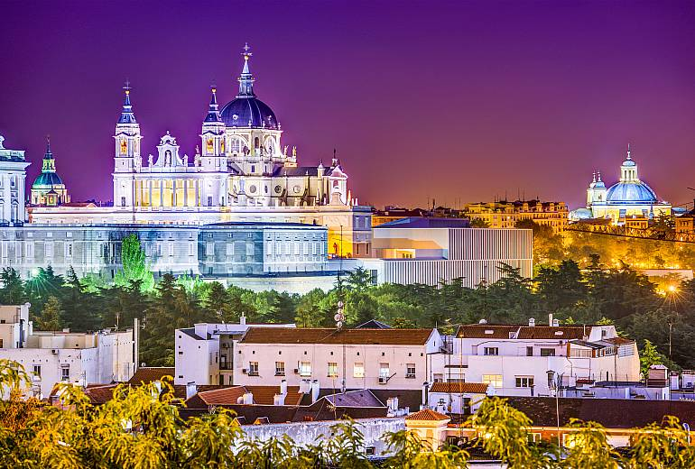 Madrid: Almudena Cathedral