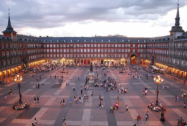 Madrid: Plaza Mayor de Madrid