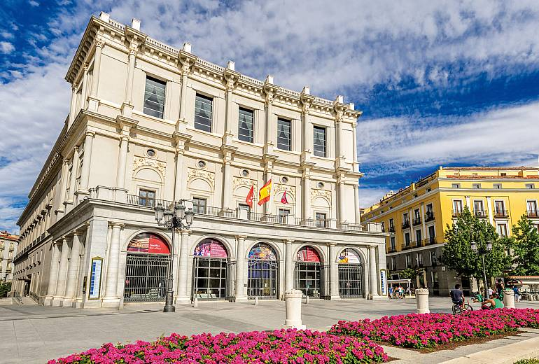 Madrid: Teatro Real